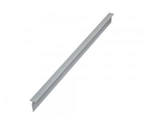 Асиметрична присъединителна лайсна за термоплот 28 мм.