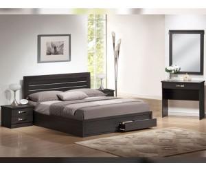 Спален комплект Relax HM11106 - от 5 части в Зебрано