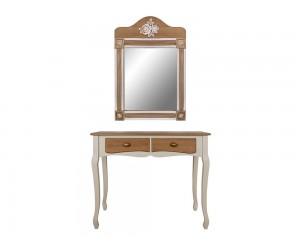 Тоалетка Melody с огледало Melody HM10167