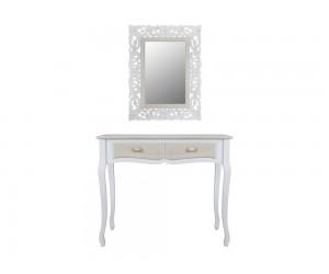 Тоалетка Melody с огледало Priamo HM10361