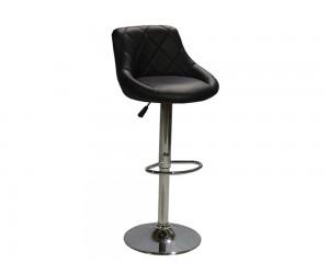 Комплекти от 2 бр. бар стол Rose HM204.01 - Черен