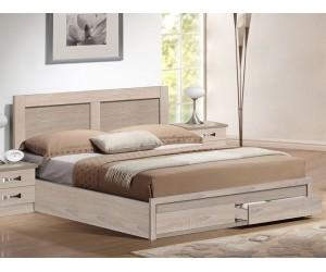Легло Capri HM399.02 - 160/200 см. Сонома
