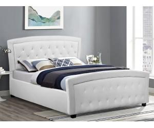 Тапицирано легло Odelia HM550.01 - 150/200 см. Бяло