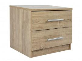 Нощно шкафче HM2220.02 - Сонома