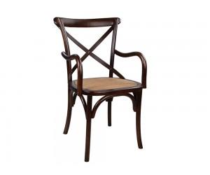 Трапезен стол с подлакътник Forenza HM0105.03