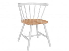 Комплект от 2 бр. трапезни дървени столове Elisa HM8279