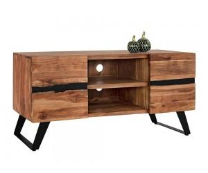 Дървен ТВ шкаф Alicia HM8174 - Акация