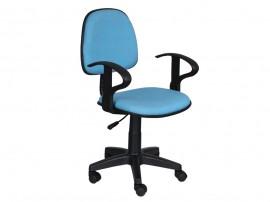 Детски стол Carmen 6012 - Светлосин