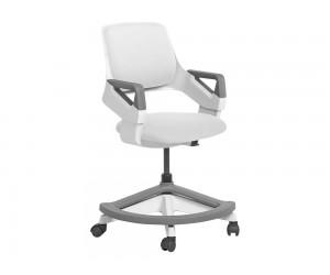 Детски стол Clever E - Бял