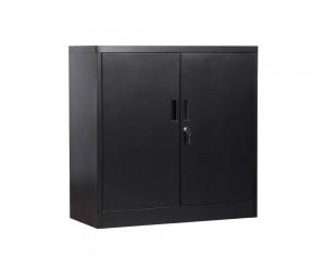 Метален шкаф Carmen CR-1233 E SAND - черен