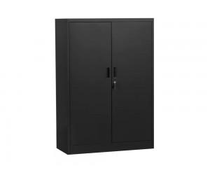 Метален шкаф Carmen CR-1234 E SAND - черен