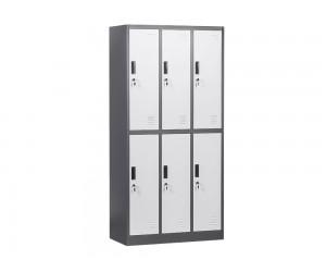 Метален шкаф Carmen CR 1243 E SAND