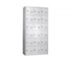 Метален шкаф Carmen CR-1261 LZ