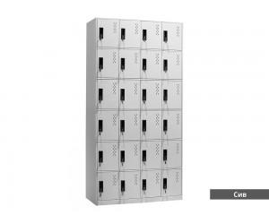 Метален шкаф Carmen CR-1277 J