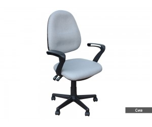 Офис стол Carmen 6079 - Сив