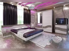 Спален комплект Арамо с LED осветление