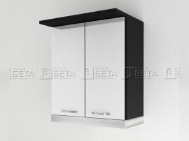 Горен кухненски шкаф за аспиратор Версаче Г4 - 60 см.
