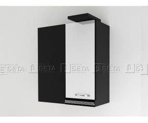 Горен кухненски шкаф за ъгъл Версаче Г7 - 60 см.