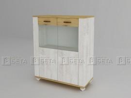 Шкаф витрина Модена М4