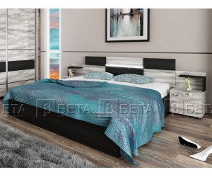 Спалня от спален комплект Сонома