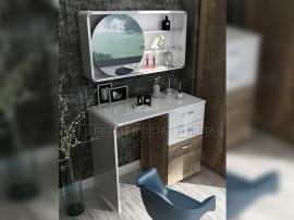 Тоалетка с огледало Арес