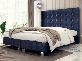 Тапицирано луксозно легло KING - 140/200