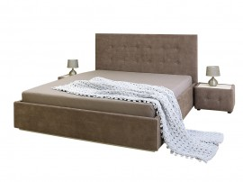 Тапицирано луксозно легло Madrid 120/200 - избор на цвят