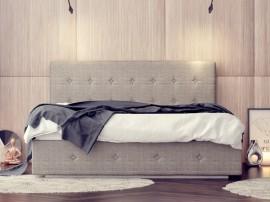 Тапицирано луксозно легло Santorini - 120/200