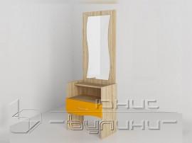 Тоалетка Фантазия Модул 13