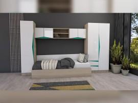 Комплект за детска стая Марти - Конфигурация №2