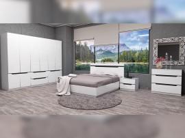 Спален комплект Аляска - Конфигурация №1