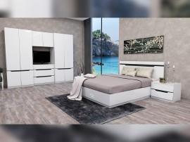 Спален комплект Аляска - Конфигурация №2