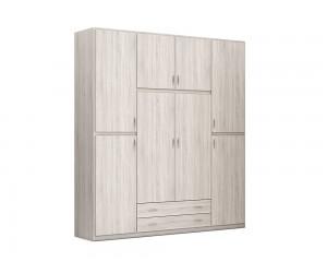 """Четирикрилен гардероб с чекмеджета """"2 Season"""" DIOMMI (25-103) - 200 см."""