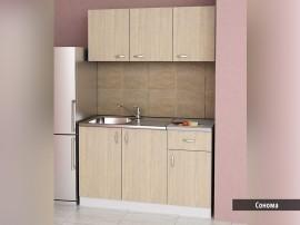 Кухня Ара - 120 см. - с термоплот