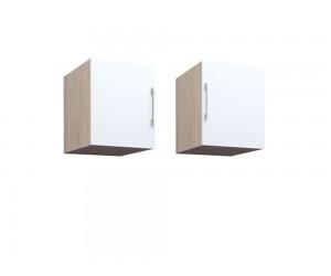 Надстройка за еднокрилен гардероб ЕД по проект - ляв/десен вариант
