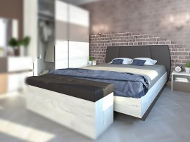 Спалня Еврос Impress - по поръчка