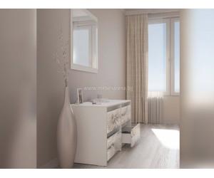 Скрин с огледало Ерма Impress - по поръчка