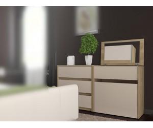 Скрин с тоалетка и табуретка/ракла Медеа Impress - по поръчка