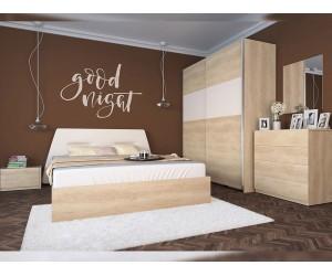 Спален комплект Нора Impress - по поръчка