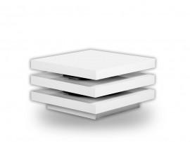 Дизайнерска холна маса BELLA - бяла