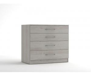 Скрин с четири чекмеджета МОД 14 - Бор Касина - 90 см.