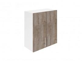 Горен шкаф за кухни с две врати Хит М20 Дъб алатри 60 см.