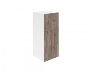 Горен шкаф за кухни Хит М15 Дъб алатри от 30 до 40 см.