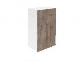 Горен шкаф за кухни с една врата Хит М16  Дъб алатри 45 см.