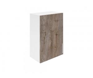 Горен шкаф за кухни с една врата Хит М16  Дъб алатри 50 см.