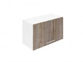 Горен шкаф за кухни с клапваща врата Хит М26 Дъб алатри 60 см.