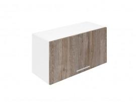 Горен шкаф за кухни с клапваща врата Хит М26 Дъб алатри 70 см.
