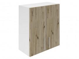 Горен шкаф за кухни с две врати Хит М20 Артизан тъмен 60 см.