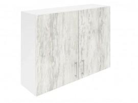 Горен шкаф за кухни с две врати Хит М20  Бор сестола 100 см.