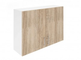 Горен шкаф за кухни с две врати Хит М20  Дъб сонома 100 см.